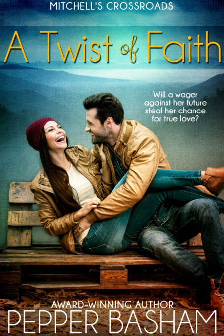 A Twist of Faith by Pepper Basham