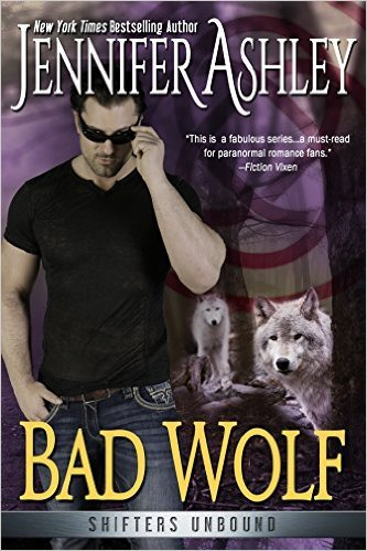 Bad Wolf by Jennifer Ashley