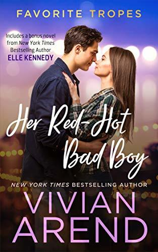 Her Red-Hot Bad Boy by Elle Kennedy