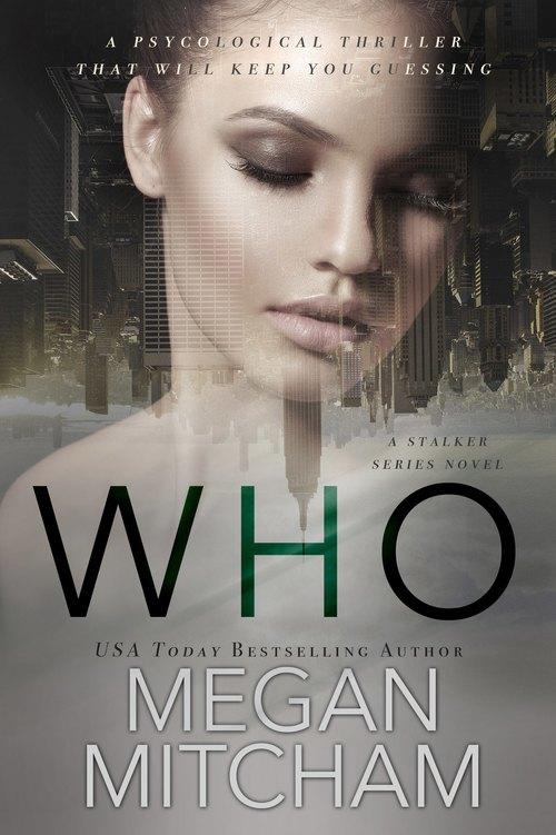 Who by Megan Mitcham