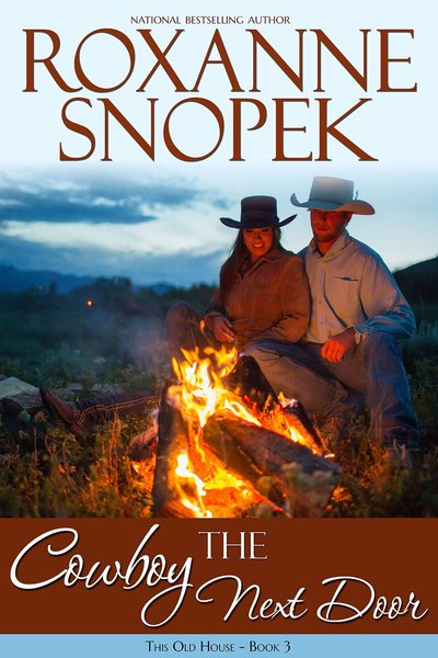 The Cowboy Next Door by Roxanne Snopek