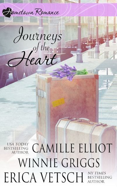 Journeys of the Heart by Erica Vetsch