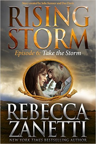 Take the Storm by Rebecca Zanetti