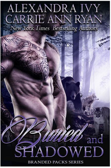 Buried and Shadowed by Alexandra Ivy