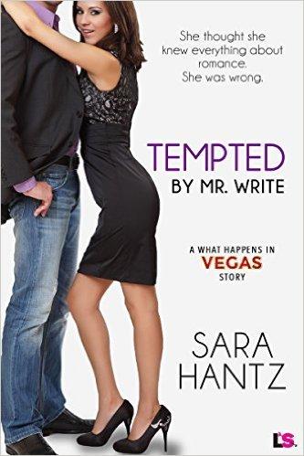 Tempted By Mr. Write by Sara Hantz