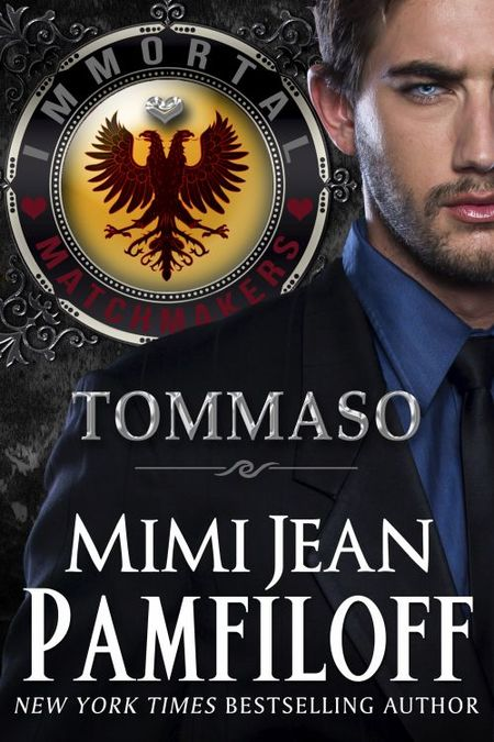 Tommaso by Mimi Jean Pamfiloff