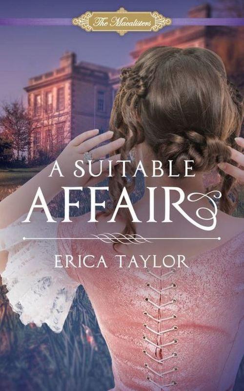 A Suitable Affair by Erica Taylor
