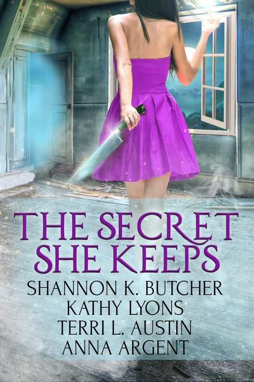 The Secret She Keeps by Kathy Lyons