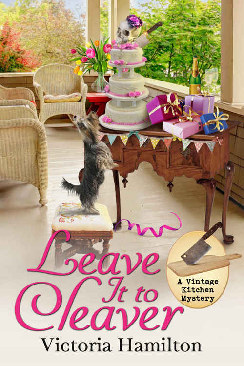 Leave It to Cleaver by Victoria Hamilton