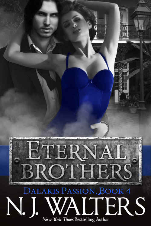 Eternal Brothers by N.J. Walters