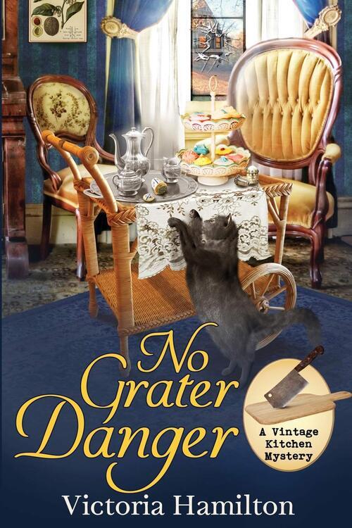 No Grater Danger by Victoria Hamilton