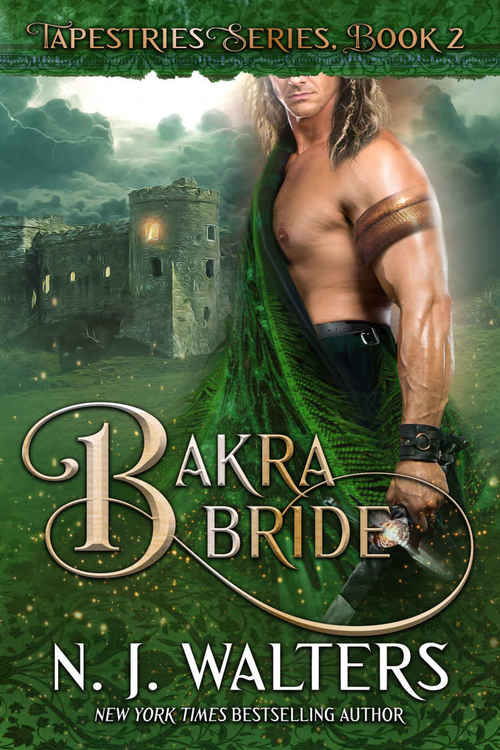 Bakra Bride by N.J. Walters