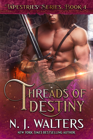 Threads of Destiny by N.J. Walters