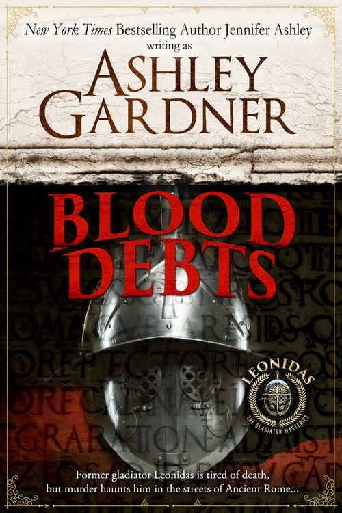 Blood Debts by Ashley Gardner