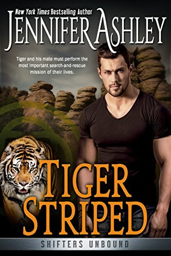 Tiger Striped by Jennifer Ashley
