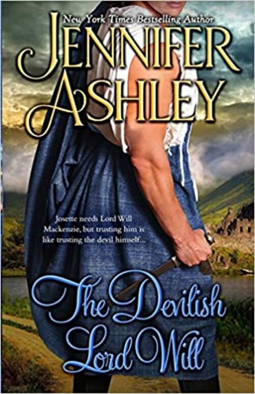 The Devilish Lord Will by Jennifer Ashley