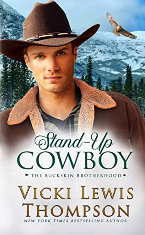 Stand-Up Cowboy by Vicki Lewis Thompson
