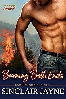 Burning Both Ends by Sinclair Jayne
