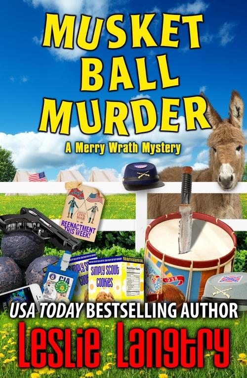 MUSKET BALL MURDER