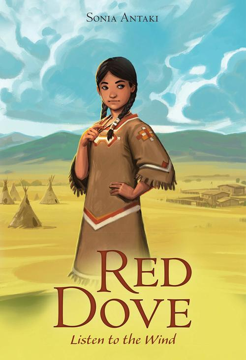 Red Dove, Listen To The Wind by Sonia Antaki