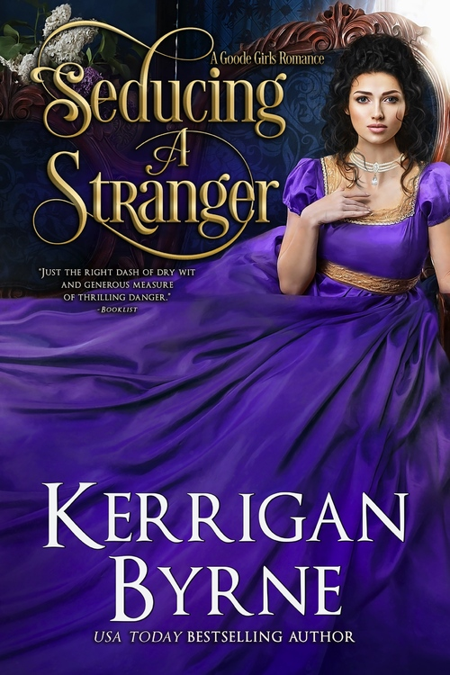 A Dark and Stormy Knight by Kerrigan Byrne