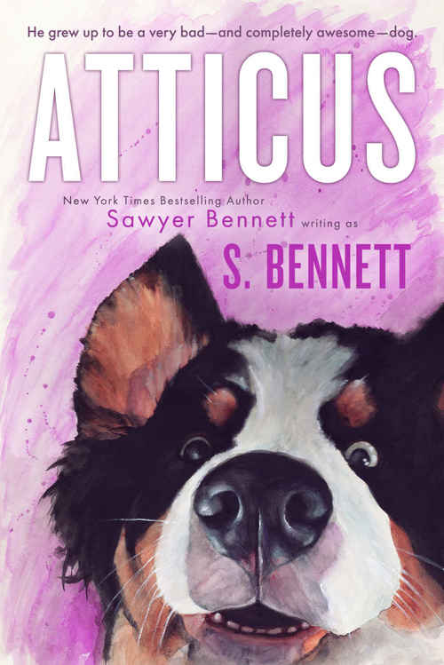 Atticus by Sawyer Bennett