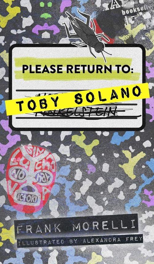 Please Return to: Toby Solano