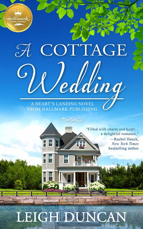 A Cottage Wedding by Leigh Duncan