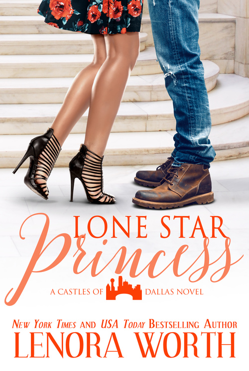 Lone Star Princess by Lenora Worth