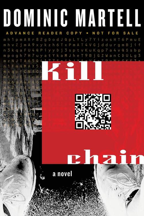 Kill Chain by Dominic Martell