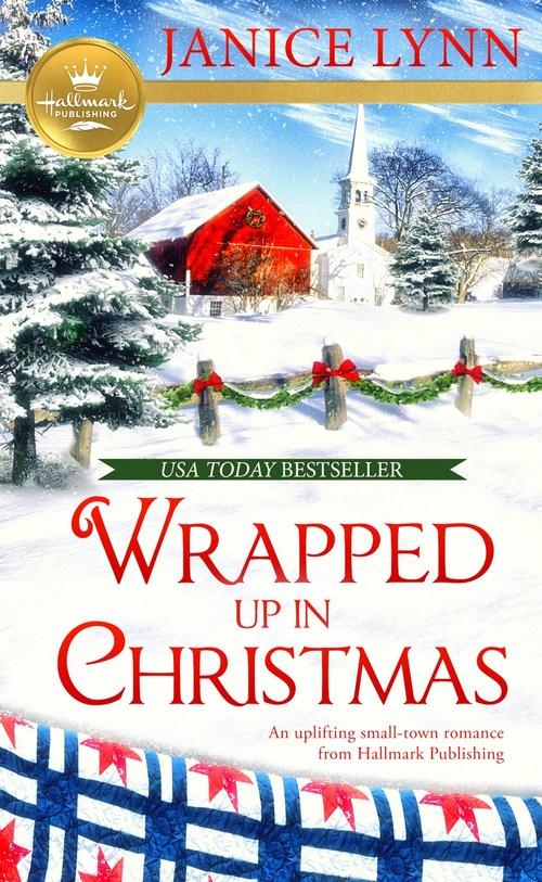 Wrapped Up In Christmas by Janice Lynn