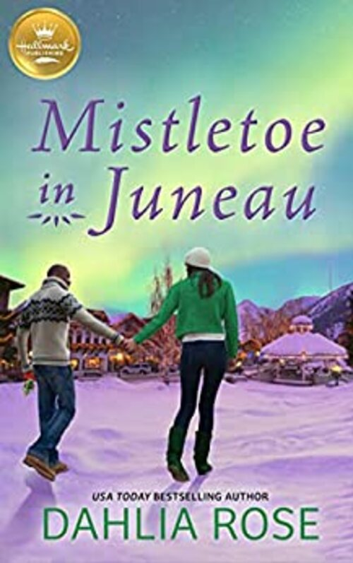 Mistletoe in Juneau by Dahlia Rose