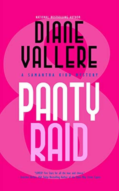 Panty Raid by Diane Vallere