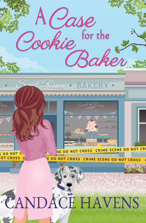 A Case for the Cookie Baker by Candace Havens