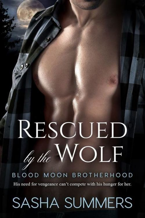 Rescued by the Wolf by Sasha Summers