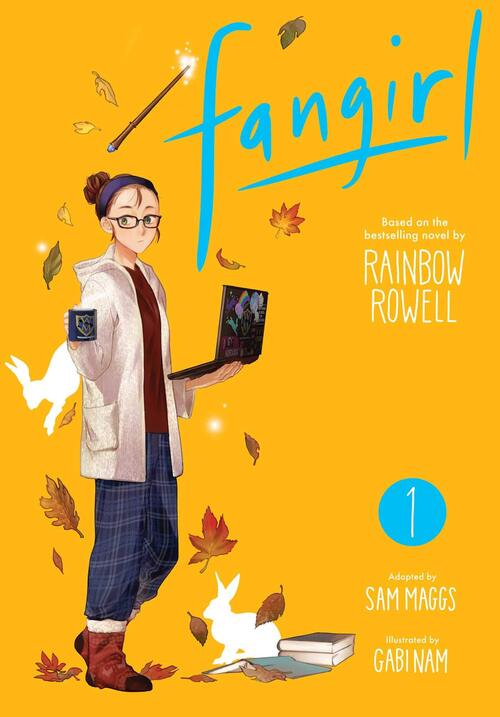 Fangirl, Vol. 1 by Rainbow Rowell