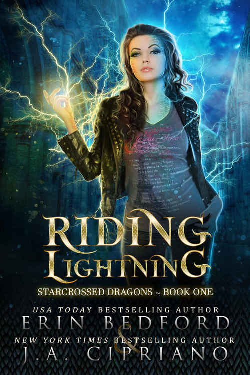 Riding Lightning by Erin Bedford