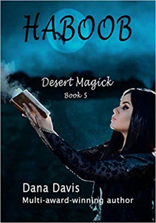 Desert Magick: Haboob by Dana Davis
