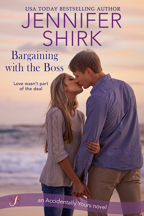 Bargaining with the Boss by Jennifer Shirk