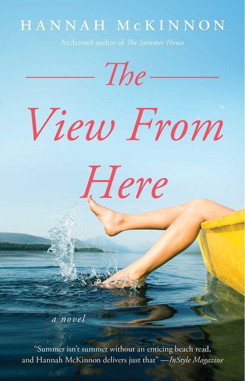 The View from Here by Hannah McKinnon
