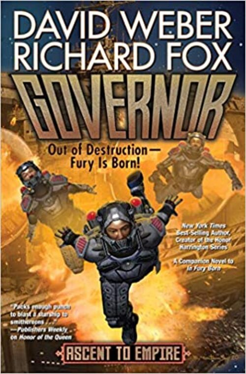 Governor by David Weber