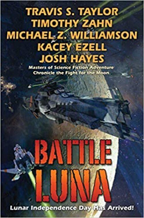 Battle Luna by Timothy Zahn