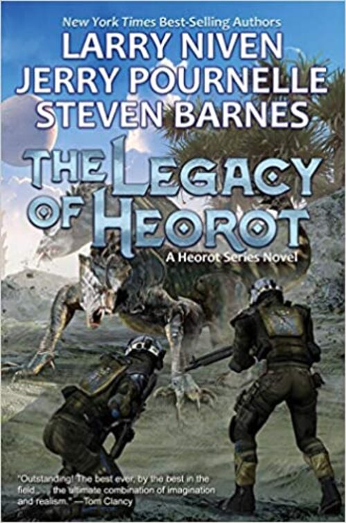 The Legacy of Heorot by Larry Niven