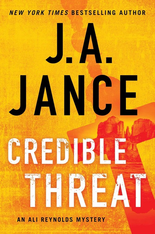 Credible Threat by J.A. Jance