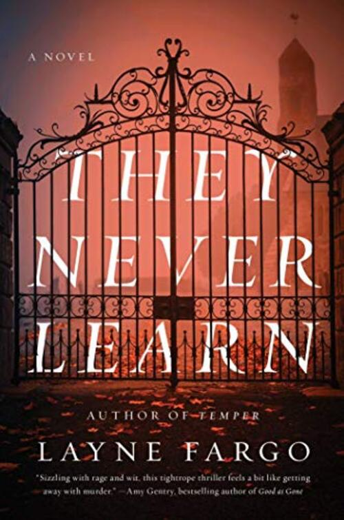 They Never Learn by Layne Fargo