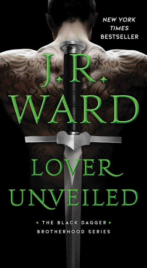 Lover Unveiled by J.R. Ward