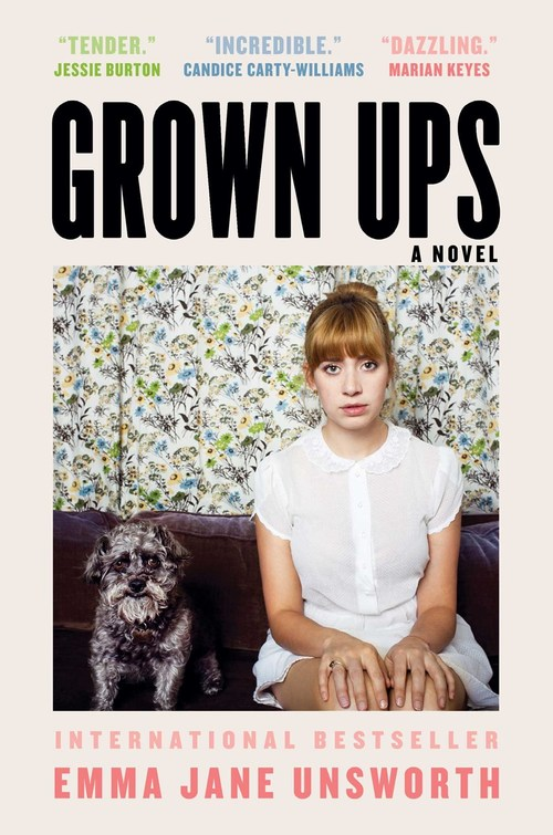 Grown Ups by Emma Jane Unsworth
