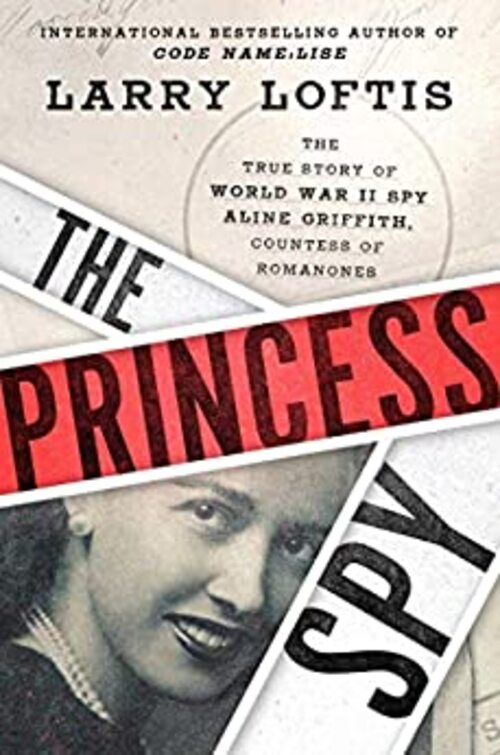 The Princess Spy