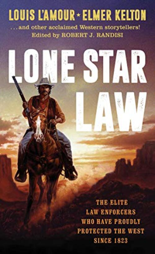 Lone Star Law by Louis L'Amour