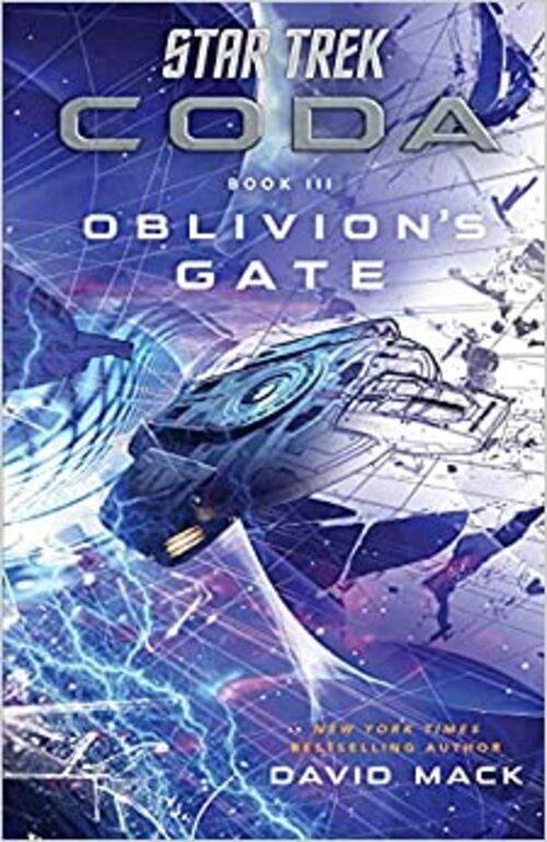 Star Trek: Coda: Book 3: Oblivion's Gate